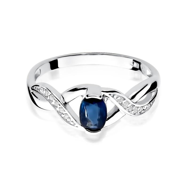 Biżuteria Z Brylantami Pierścionki Zaręczynowe Pierścionek Z