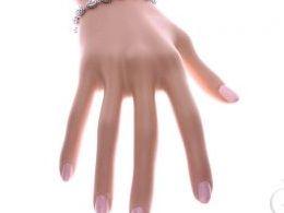 bransoletka srebrna damska markiza cyrkonie szeroka szeroka na ręce modelce realne zdjęcie zdjęcia prezent dla żony dziewczyny na urodziny imieniny rocznicę upominek pod choinkę na walentynki różne wzory bransoletek srebrnych damskich