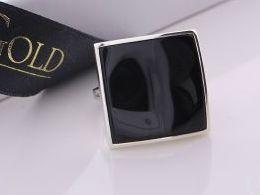 pierścionek srebrny z onyksem onyks duża korona pierścionki srebrne realne zdjęcie na palcu dłoni na prezent urodziny imieniny pod choinkę na prezent dla dziewczyny żony