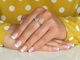 pierścionek srebrny z cyrkoniami nowoczesny wzór zawijany cyrkonie pierścionki srebrne realne zdjęcie na palcu dłoni na prezent urodziny imieniny pod choinkę na prezent dla dziewczyny żony