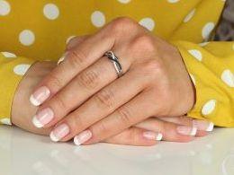 pierścionek srebrny obrączka z cyrkoniami cyrkonie czarne klasyczne pierścionki srebrne realne zdjęcie na palcu dłoni na prezent urodziny imieniny pod choinkę na prezent dla dziewczyny żony