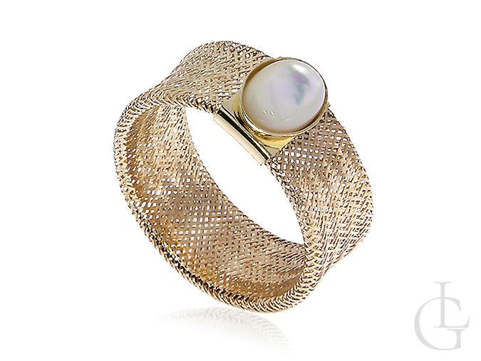 Ekskluzywny pierścionek Flex Style