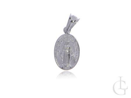 Medalik ze srebra pr.0,925 Matka Boża Nieustającej Pomocy