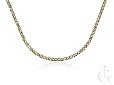 Złoty Łańcuszek pr.0,585 pełny splot Gucci na prezent