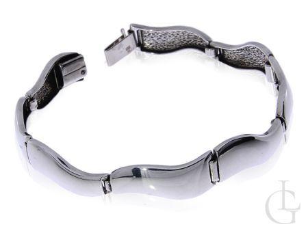 Prześliczna bransoleta ze srebra pr.0,925