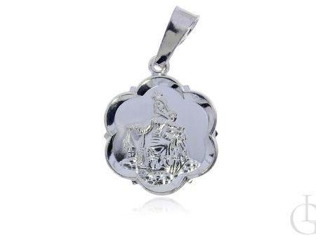 Medalik ze srebra pr.0,925 SZKAPLERZ