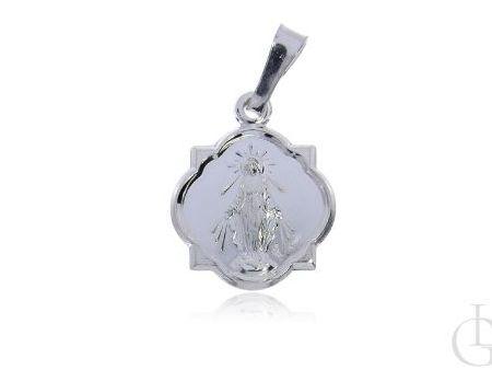 Cudowny medalik Matka Boska Nieustającej Pomocy srebro pr.0,925