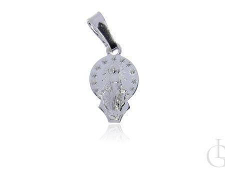 Matka Boża Nieustającej Pomocy- cudowny medalik ze srebra pr.0,925