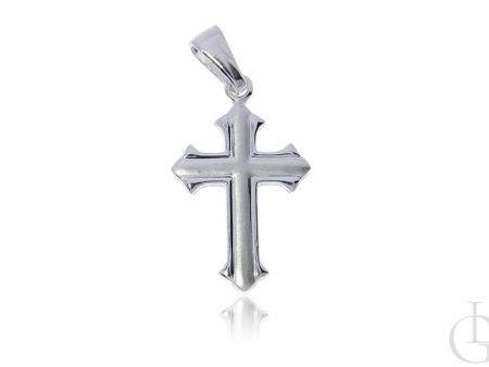Krzyżyk srebrny pr.0,925 na prezent