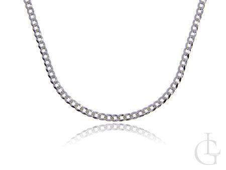 Srebrny łańcuszek pr.0,925 pełny splot PANCERKA diamentowana