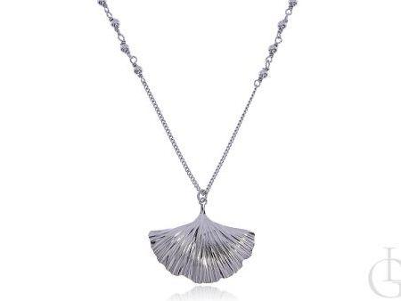 Naszyjnik łańcuszkowy celebrytka ze srebra pr.0,925 z kuleczkami i musze4lką