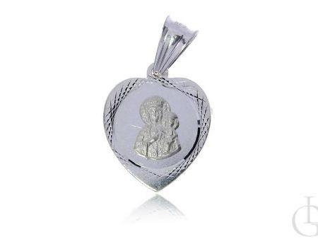Medalik ze srebra pr.0,925 Matka Boska Częstochowska na prezent