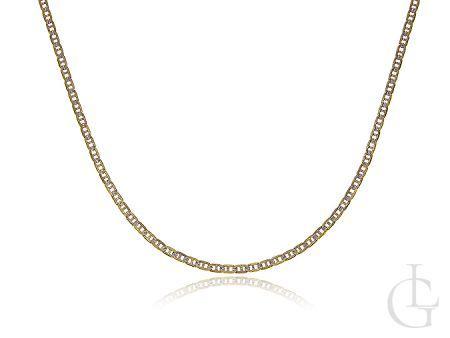 Łańcuszek ze złota diamentowany Gucci