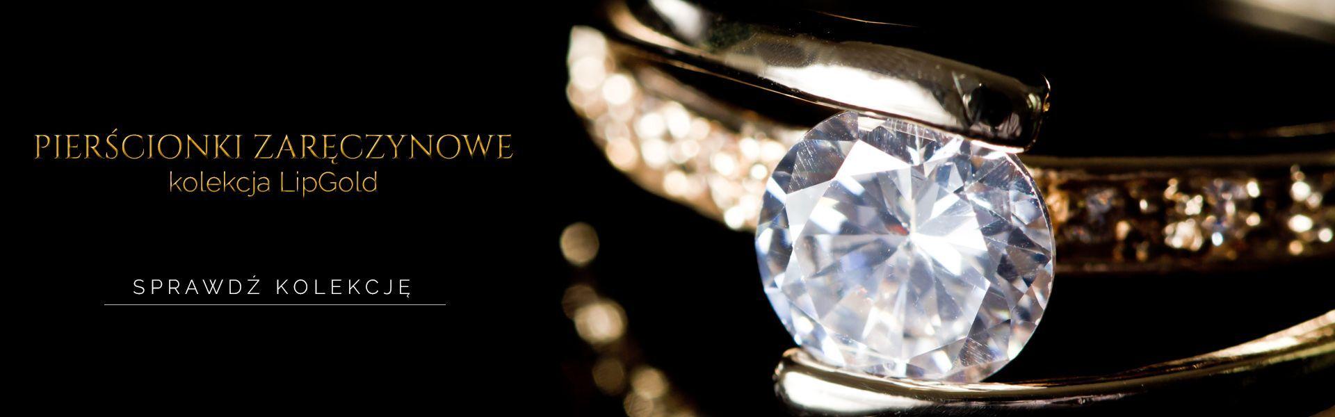 7db92e65379b5f Biżuteria złota i srebrna - LipGold